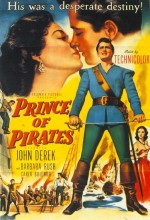 Prince Of Pirates (1953) afişi