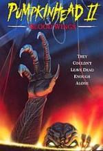 Pumpkinhead 2: Bloodwings (1993) afişi