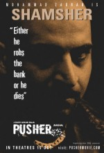 Pusher (ı) (2010) afişi