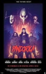 Pandorica (2016) afişi