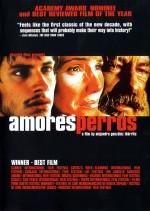 Paramparça Aşklar Köpekler (2000) afişi