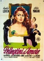 Pellegrini d'amore (1954) afişi