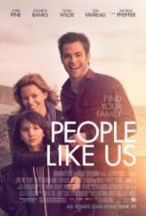 Bizim Gibi İnsanlar (2012) afişi