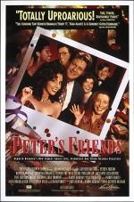 Peter's Friends (1992) afişi