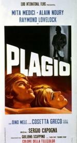 Plagio (1969) afişi