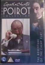 Poirot The Adventure of the Cheap Flat (1990) afişi