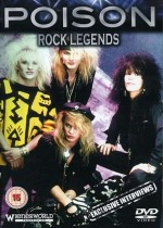 Poison: Rock Legends (2003) afişi