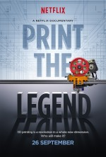 Print the Legend (2014) afişi