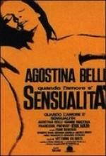 Quando L'amore è Sensualità (1973) afişi