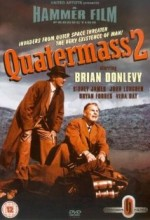 Quatermass 2 (1957) afişi