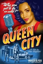 Queen City (2013) afişi