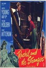 Rachel Ve Yabancı (1948) afişi