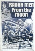Radar Men From The Moon (ı) (1966) afişi