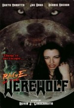 Rage Of The Werewolf (1999) afişi