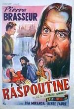 Raspoutine (1954) afişi