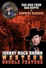 Rawhide Rangers (1941) afişi