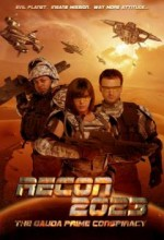 Recon 2023: The Gauda Prime Conspiracy (2009) afişi