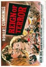 Reign Of Terror (1949) afişi