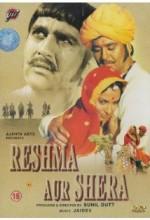 Reshma Aur Shera (1971) afişi