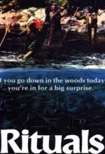Rituals (1977) afişi