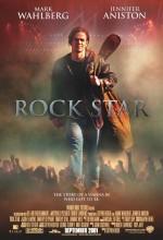 Rock Star (2001) afişi