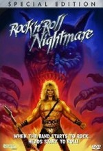 Rock  'n Roll Nightmare (1987) afişi