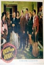 Rockin' In The Rockies (1945) afişi