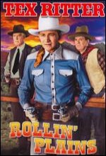 Rollin' Plains (1938) afişi