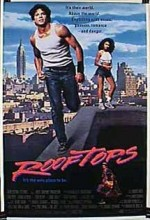 Rooftops (1989) afişi