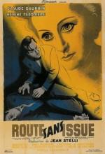 Route Sans Issue (1948) afişi