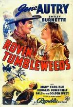 Rovin Tumbleweeds (1939) afişi
