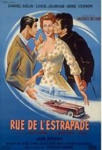 Rue De L'estrapade (1953) afişi
