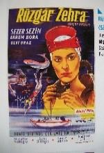 Rüzgar Zehra (1963) afişi