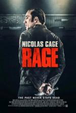 Rage (2014) afişi