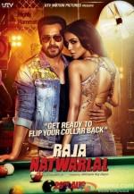 Raja Natwarlal (2014) afişi