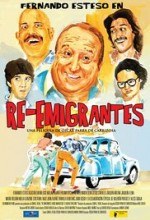 Re-emigrantes (2016) afişi