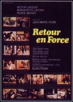Retour en force (1980) afişi