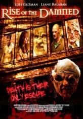 Rise of the Damned (2011) afişi