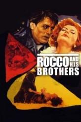 Rocco Ve Kardeşleri (1960) afişi