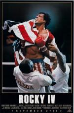 Rocky 4 (1985) afişi