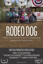 Rodeo Dog (2014) afişi