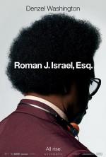 Roman J. Israel, Esq. (2017) afişi