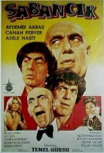 Şabancık (1981) afişi
