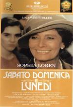 Sabato, Domenica E Lunedì (1990) afişi