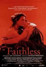Sadakatsiz (2000) afişi
