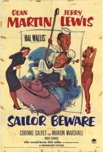 Sailor Beware (1952) afişi