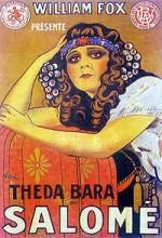 Salome (ıı) (1918) afişi