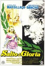 Salto A La Gloria (1959) afişi