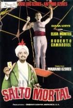 Salto Mortal (1961) afişi