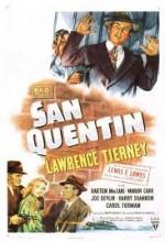 San Quentin (ı) (1946) afişi
